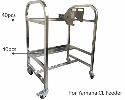 SMT Feeder Storage Cart , Feeder Trolley , Feeder Cart , For Yamaha YV Machine SMT Accessories